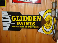 Glidden Paints Classic Advertisment