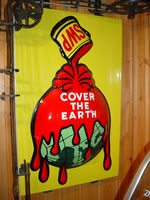 SWP Cover the Earth Paint