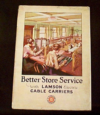 Lamson Cable Carriers Better Store Service