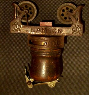 Lamson Carrier Lamson cash carrier antique